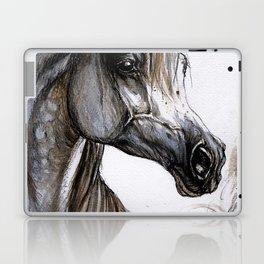 Arabian horse Laptop & iPad Skin