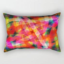 Abstract XXXIII Rectangular Pillow