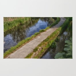 Causeway To The Chequers Rug