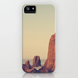 Oregon Ocean iPhone Case