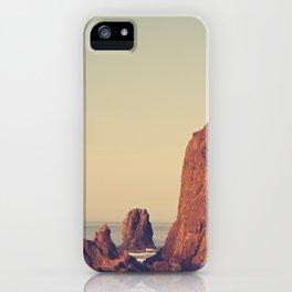 Oregon Ocean iPhone Case