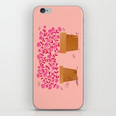 We've Grown So Much Together iPhone & iPod Skin