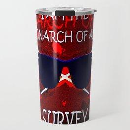 BEWARE ARED - 054 Travel Mug