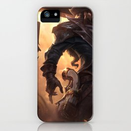 High Noon Lucian League Of Legends iPhone Case