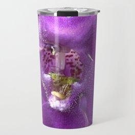 Flower DD Travel Mug