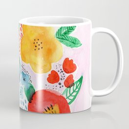 Abstract Garden No. 2 Coffee Mug