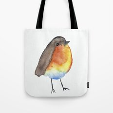 Orange Chubadee  Tote Bag