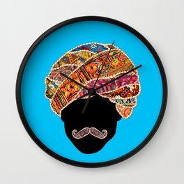 Rajasthan Turban Wall Clock