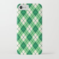 irish iPhone & iPod Cases featuring Irish Argyle by Fimbis