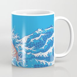The Lost Adventures of Captain Nemo Coffee Mug