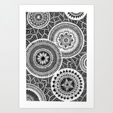 Multiple Universes Art Print