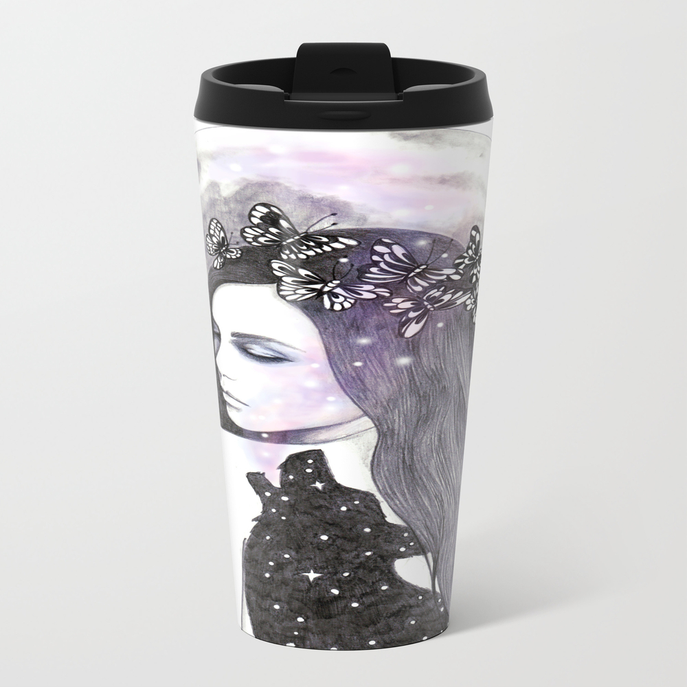 Looking For The Stars Travel Mug TRM8697449