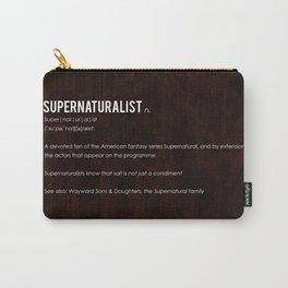 Supernaturalist Carry-All Pouch