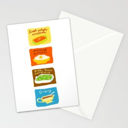 Mashed Potatoes + Stationery Cards