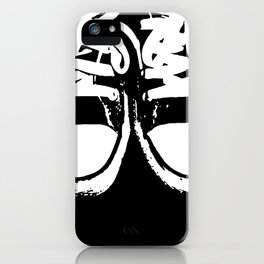 Those Classic Converse Sneakers. iPhone Case