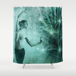 The dream dance Shower Curtain