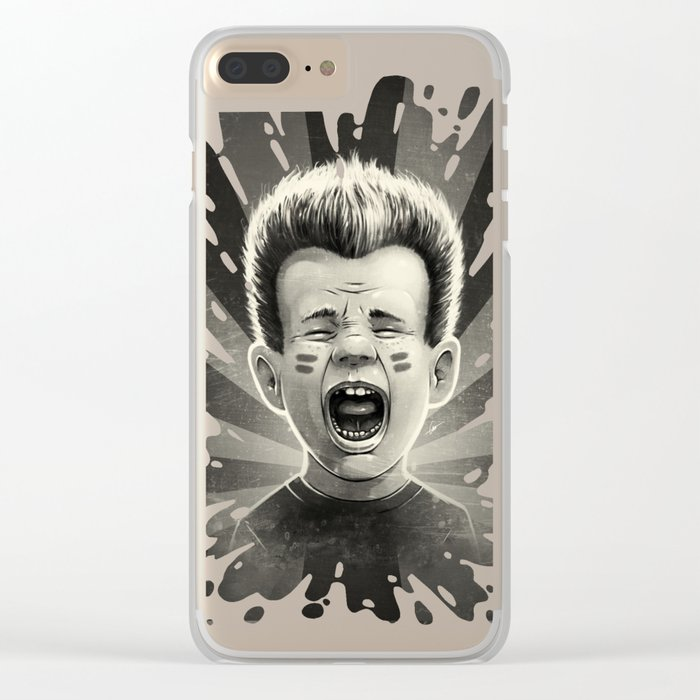 Noise! Clear iPhone Case