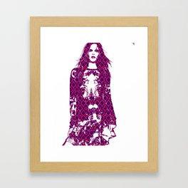 Fashion: Dorothea Barth Jorgensen Framed Art Print