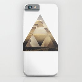 Hyrule - Power of the Triforce iPhone Case