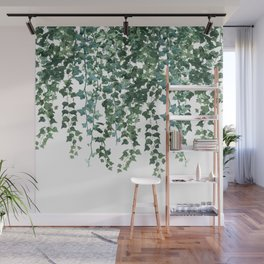 Ivy Vine Drop Wall Mural