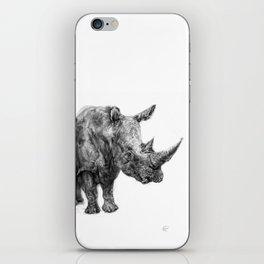 a Rhino called BigButy iPhone Skin