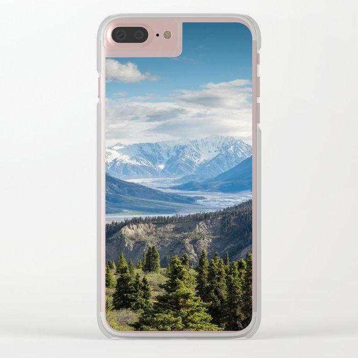 Mountain Landscape # sky Clear iPhone Case