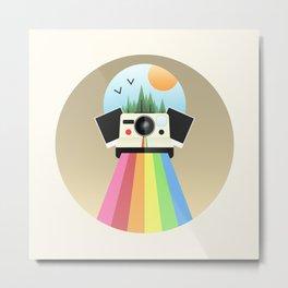 Capture the moment. Metal Print