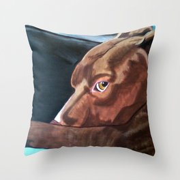 Beautiful Annabel Throw Pillow