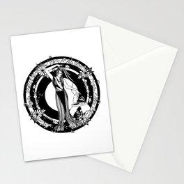 """Inktober, Day 4 """"Spell"""" #inktober #inktober2018 Stationery Cards"""