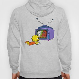 Not Like Any Other Late Night Show Hoody