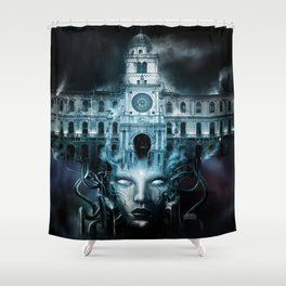 Padovatomica Shower Curtain