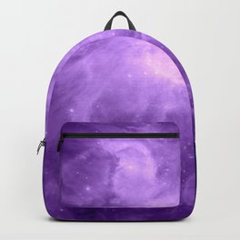Orion NebuLA Purple Backpack