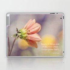 Contemplate Beauty Laptop & iPad Skin