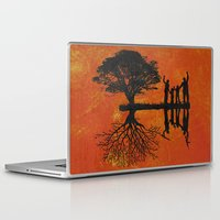 family Laptop & iPad Skins featuring Family by Last Call