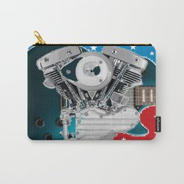 Harlabilly Carry-All Pouch