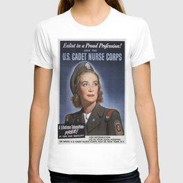 Vintage poster - U.S. Cadet Nurse Corps T-shirt