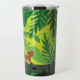 Lion King - Simba Pattern Travel Mug