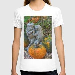 Dancing in the Pumpkin Patch T-shirt