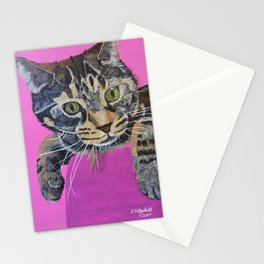The Calico Cat Stationery Cards