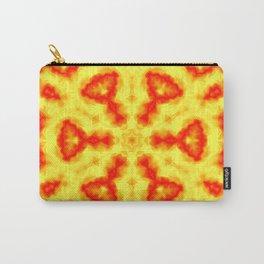 Fire Kaleidoscope 1 Carry-All Pouch