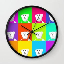 Hello Andy Wall Clock