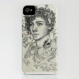 Carnivorous iPhone Case