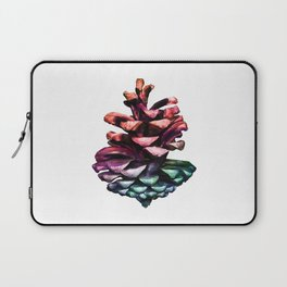 Painted pine cone Laptop Sleeve