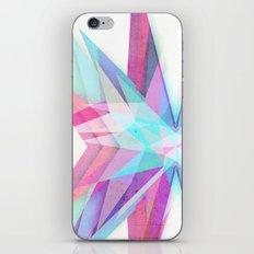 Triangles #5 iPhone & iPod Skin