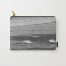 Pipers on the Pacific BW Carry-All Pouch