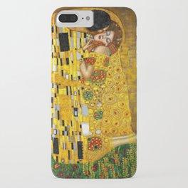 The Kiss Gustav Klimt iPhone Case