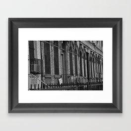 Brooklyn, New York, USA Framed Art Print