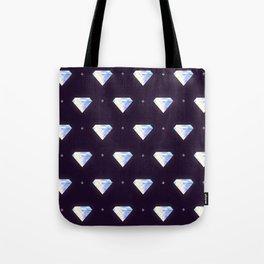 Diamonds pattern Tote Bag