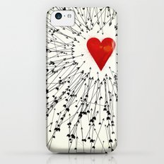 Heart&Arrows iPhone 5c Slim Case