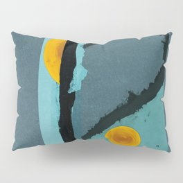 Turquoise Twelve Pillow Sham